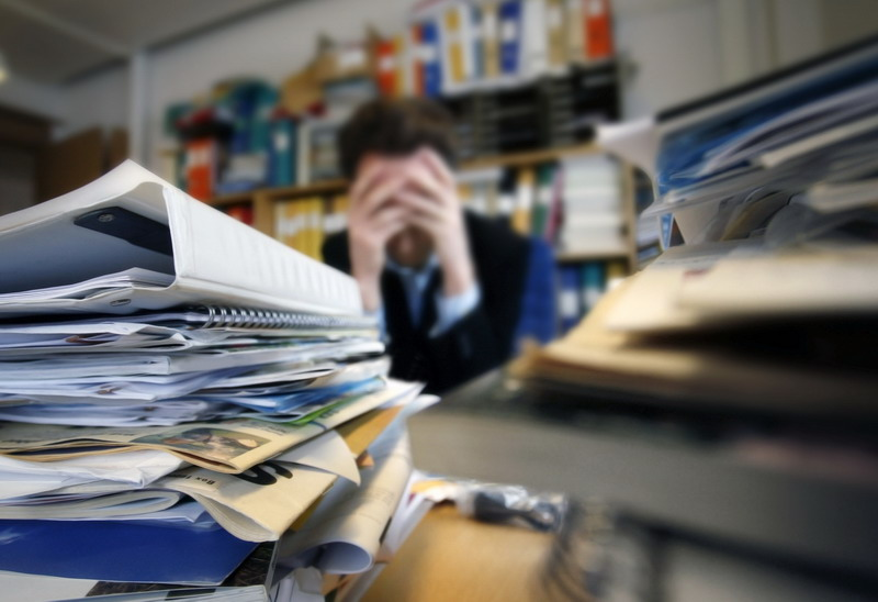 Read Reducing Attorney Stress with New Case Management Software