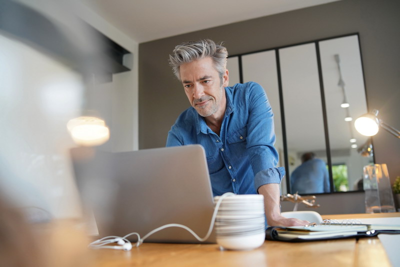 Read Essential Work-At-Home Strategies for Law Firms